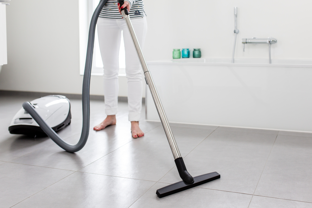 Choosing the Best Vacuum for Tile Floors