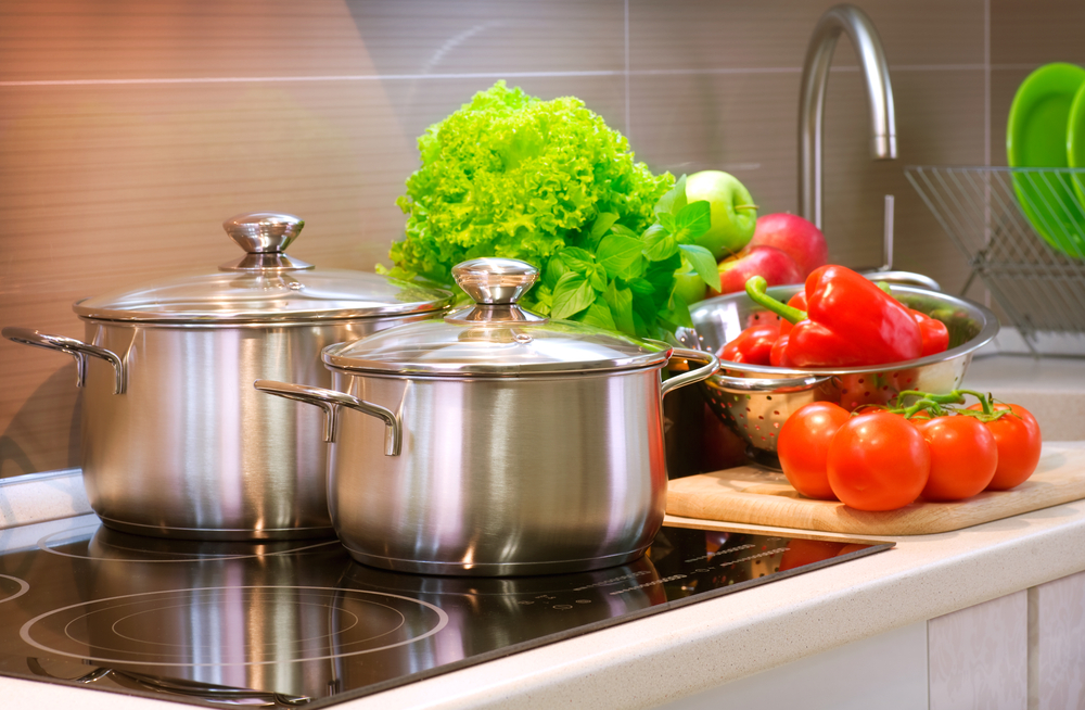 Using Stainless Steel Cookware