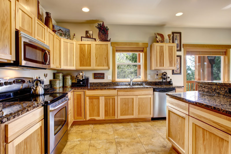 How To Clean Wood Kitchen Cabinets Housing Here