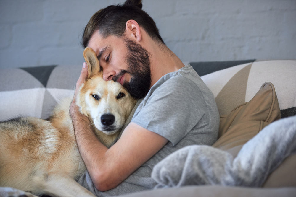 Dog will help you feel even happier