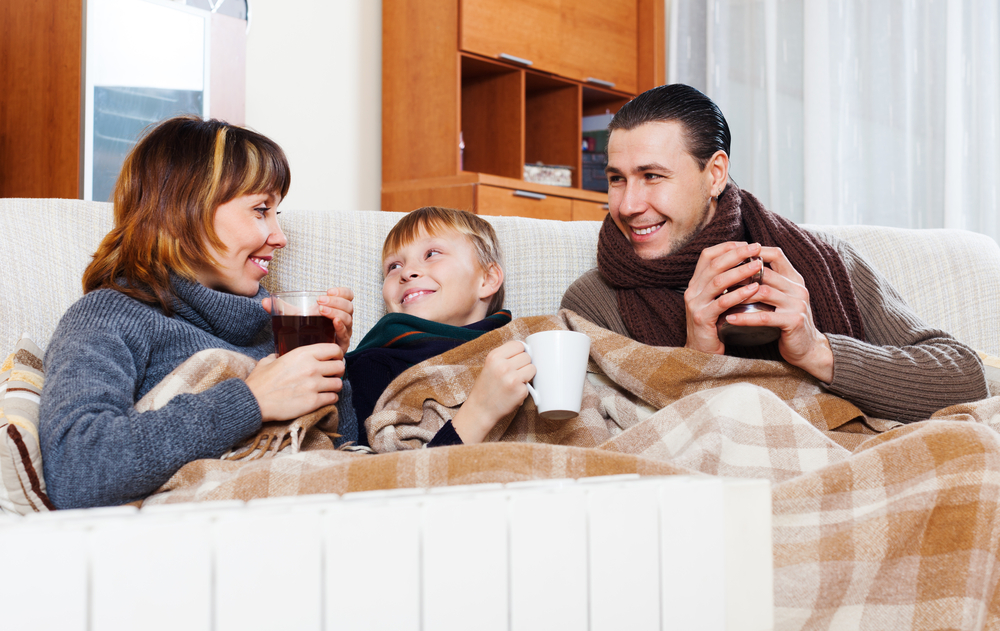 8 Ways To Warm Your Family Safely And Economically In Cold Weather