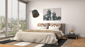 How to Make Your Bedroom More Comfortable and Luxurious