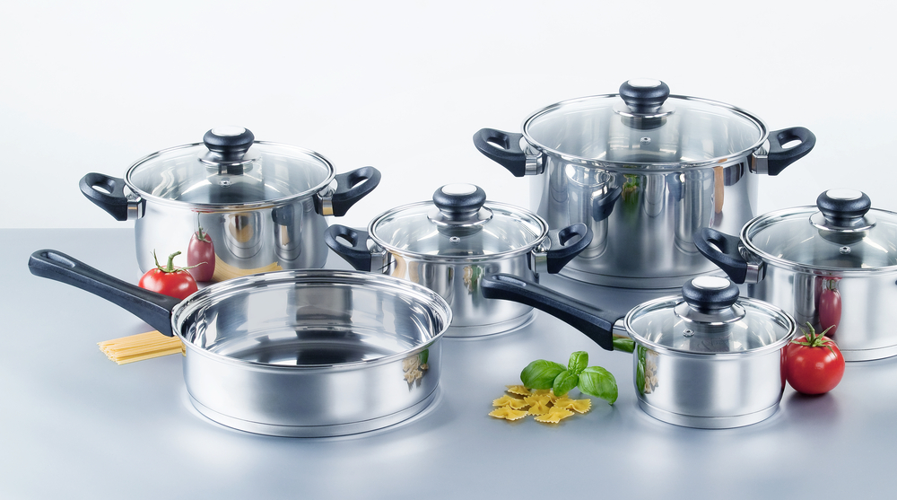 Benefits of Using Stainless Steel Cookware