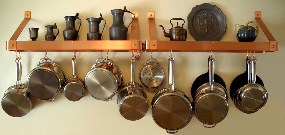 Storing Your Stainless Steel Cookware