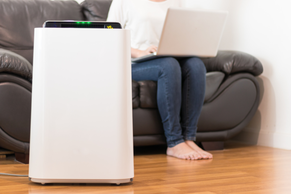 The Capacity of An Air Purifier