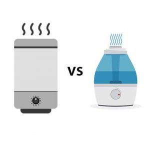 differences between an air purifier and humidifier